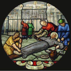 mucenistvo svetog petra krstitelja